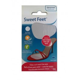 Scholl Party Feet Ultra Slim Invisible Gel Cushioning